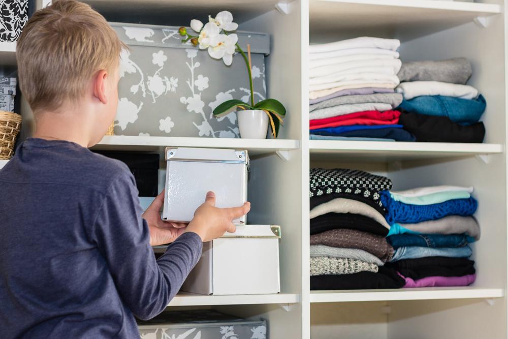 aufr umen mit kindern so gelingt das unterfangen die seite f r v ter. Black Bedroom Furniture Sets. Home Design Ideas