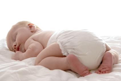 Bauchschläfer Eine Schwere Lage Für Eltern Vaterfreudende Die