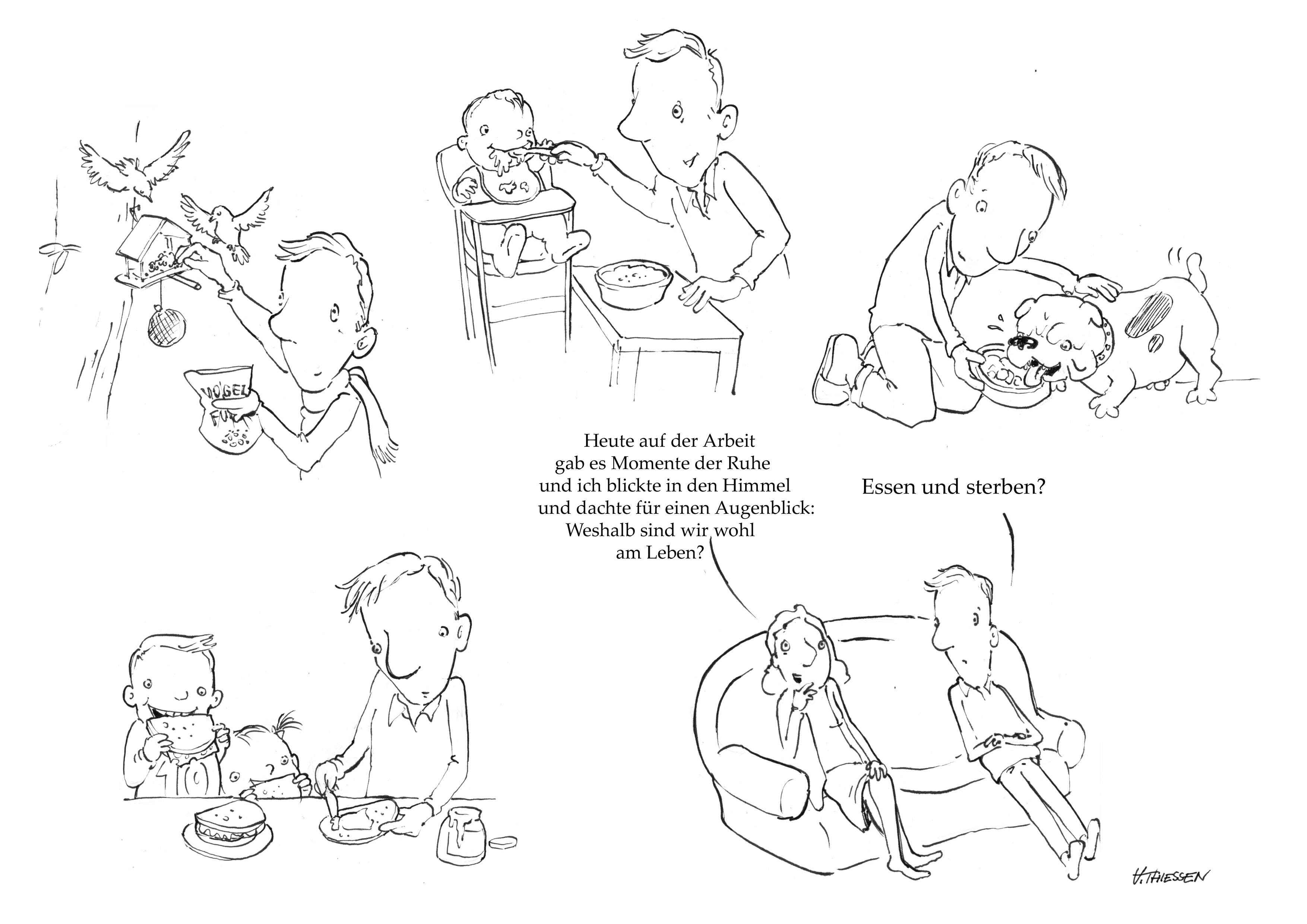 Der Sinn des Lebens | Vaterfreuden.de – die Seite für Väter