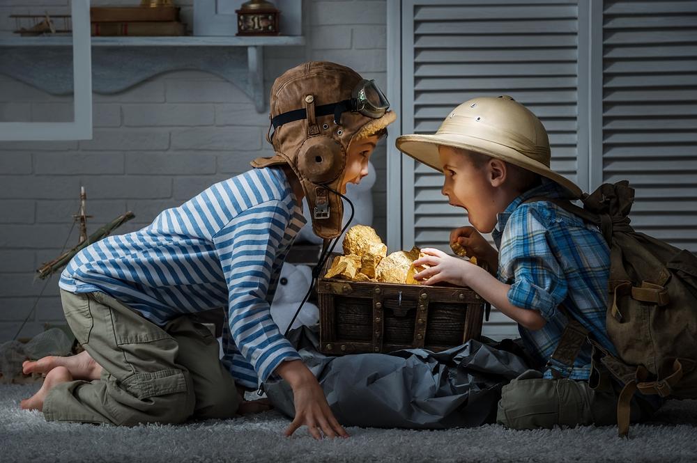 Geld Fürs Kind Sinnvoll Anlegen Ist Gold Eine Alternative