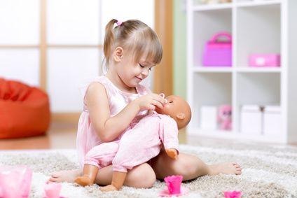 Spielzeug Kinder Puppen Babypuppen & Zubehör