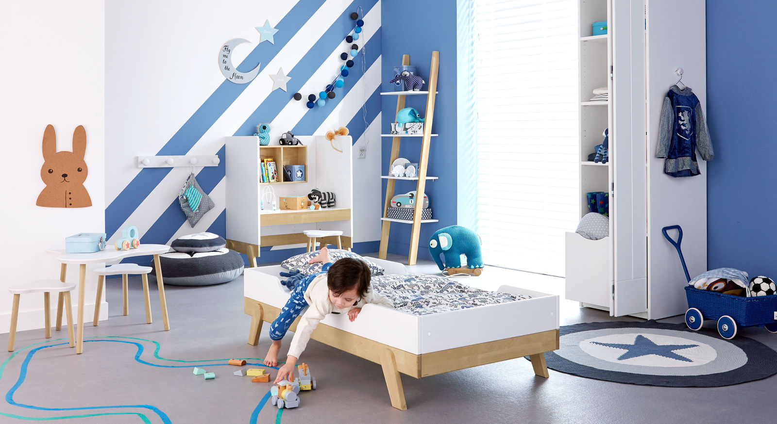 Kinderzimmer Günstig Und Kreativ Einrichten Vaterfreudende Die