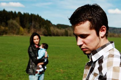 darf eine mutter einfach mit dem kind wegziehen